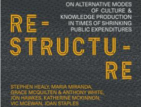 Ebook 1 is out: Re-structure conference proceedings