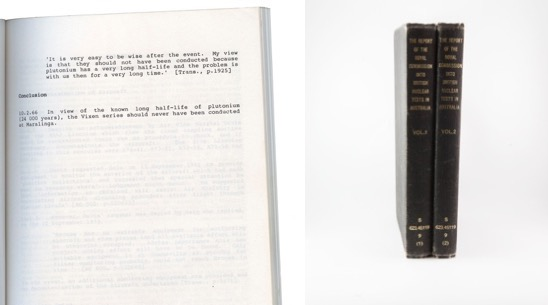 18 - 22. and 23. Royal Commission Text and Books Side by Side.jpg
